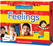 Early Childhood Themes: Feelings Kit