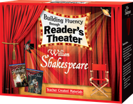 Building Fluency through Reader's Theater: William Shakespeare Kit