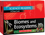 Science Readers: A Closer Look: Biomes and Ecosystems Kit