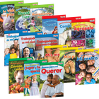 TIME FOR KIDS® Nonfiction Readers: Foundations Plus  Add-on Pack (Spanish)