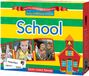 Early Childhood Themes: School Kit