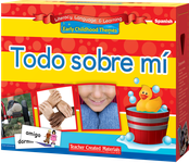Early Childhood Themes: Todo sobre mí (All About Me) Kit (Spanish Version)