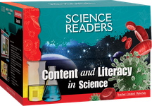 Science Readers: Content and Literacy: Kindergarten Kit (Spanish Version)