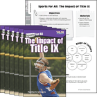 Sports for All: The Impact of Title IX CART 6-Pack