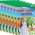 Bueno para mí: Jugar y hacer ejercicio (Good for Me: Play and Exercise) 6-Pack