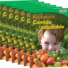 Bueno para mí: Comida saludable (Good for Me: Healthy Food) 6-Pack