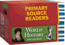Primary Source Readers: World History Kit