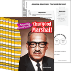 Amazing Americans: Thurgood Marshall CART 6-Pack