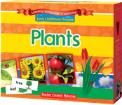 Early Childhood Themes: Plants Kit