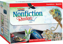 TIME FOR KIDS® Nonfiction Readers: Foundations Kit (Spanish)