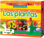 Early Childhood Themes: Las plantas (Plants) Kit (Spanish Version)