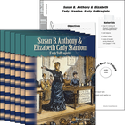 Susan B. Anthony and Elizabeth Cady Stanton CART 6-Pack