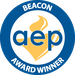 AEP Beacon Award Winner