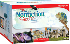 TIME FOR KIDS® Nonfiction Readers: Challenging Plus Kit