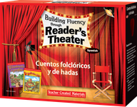 Building Fluency through Reader's Theater: Cuentos folclóricos y de hadas (Folk and Fairy Tales) Kit (Spanish Version)