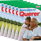 Bueno para mí: Querer (Good for Me: Love) 6-Pack