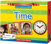Early Childhood Themes: Time Kit