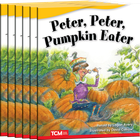Peter, Peter, Pumpkin Eater  6-Pack