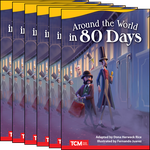 Around the World in 80 Days  6-Pack