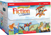 Fiction Readers: Early Fluent Kit (Spanish Version)