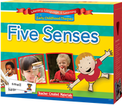 Early Childhood Themes: Five Senses Kit