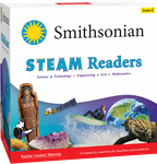 Smithsonian STEAM Readers: Kindergarten Kit