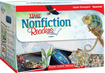 TIME FOR KIDS® Nonfiction Readers: Upper Emergent Kit (Spanish Version)