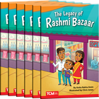 The Legacy of Rashmi Bazaar  6-Pack