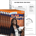 Just Right Words: Slam Poetry CART 6-Pack