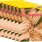 Soy maravilloso: Mis manos (Marvelous Me: My Hands) 6-Pack