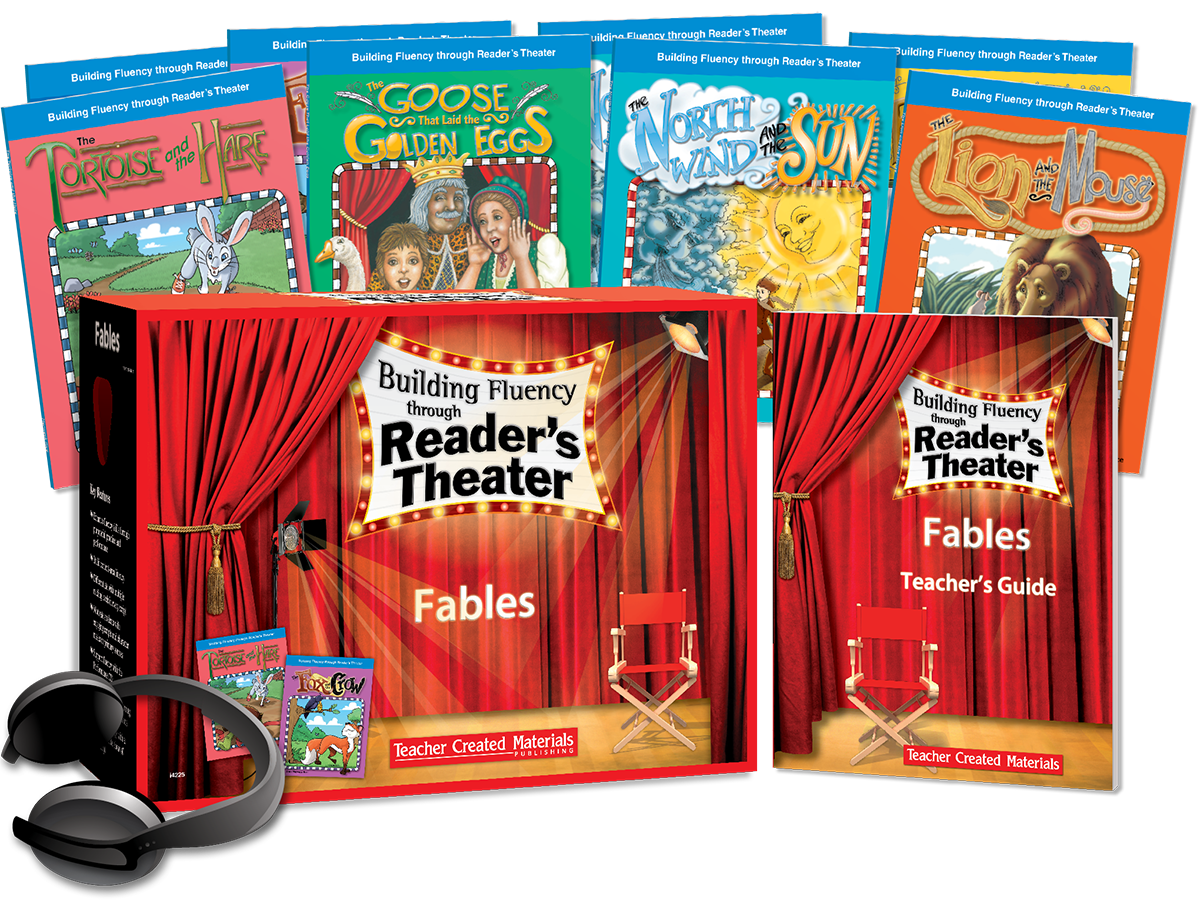 Building Fluency through Reader's Theater: Fables Kit