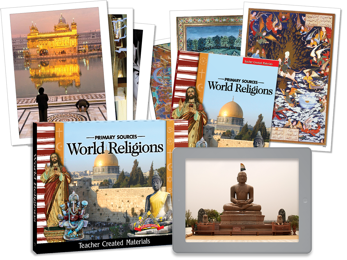 Primary Sources: World Religions Kit