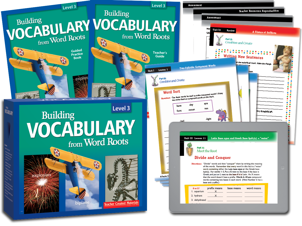 Building Vocabulary