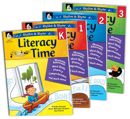 Rhythm and Rhyme: Literacy Time