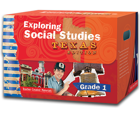 Exploring Social Studies Texas
